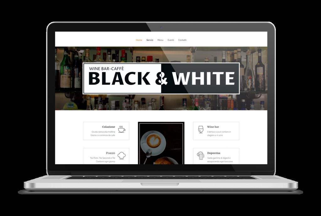 bar black&white sito